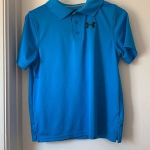 Youth Large Under Armour Polo